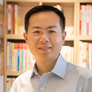 阿里云首席科学家周靖人照片