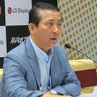 LG化學株式會社社長權映壽照片