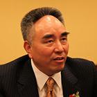正道集团董事局主席仰融照片