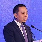 华夏幸福产业发展总经理赵威照片