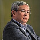 北京大学国家发展研究院经济学教授著名经济学家周其仁照片