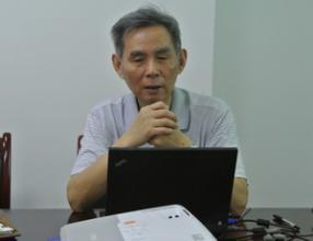 上海市政工程设计研究总院(集团)有限公司总工程师周质炎照片
