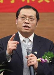 重庆邮电大学生副校长林金朝照片