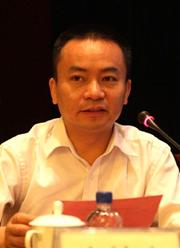 重庆大学副校长李茂国照片