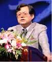 中国国务院发展研究中心宏观经济研究部研究员、巡视员魏加宁照片