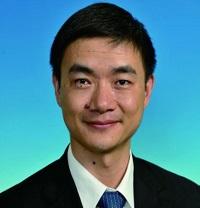 泰康之家投资有限公司副总裁邱建伟照片