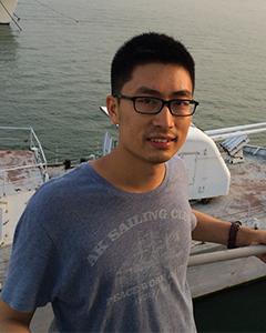 熊猫直播 首席架构师杨武明照片