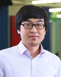 普惠金融(爱前进) 首席数据科学家李文哲