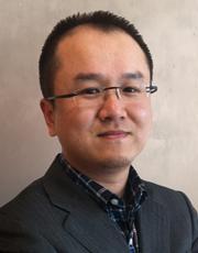蒙牛集团品牌总经理陈颢照片
