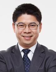 珍岛集团总裁赵旭隆照片