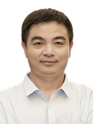 华大基因副总裁张晓平照片