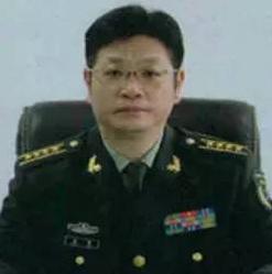 中国人民解放军第161医院院长肖军照片