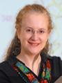 中国科学院生物物理研究所研究员Sarah Perrett(柯莎)照片