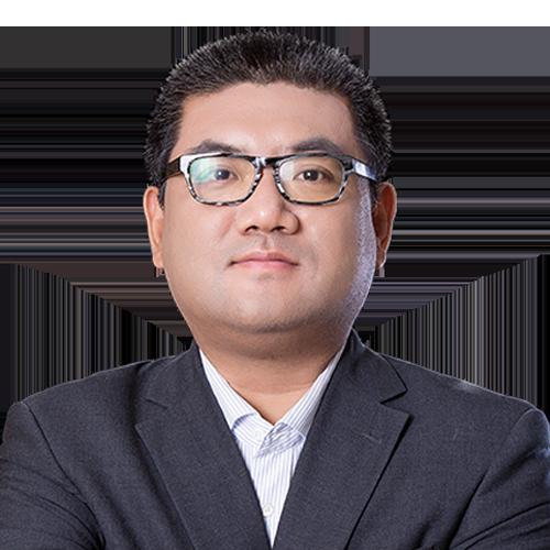 易后台 CEO姚宁照片