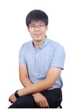 数动力健康科技(北京)有限公司 创始人/CEO杨风雷照片