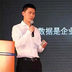 BDP商业数据平台研发副总裁肖昆照片