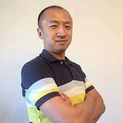 甲骨文中国有限公司高级技术顾问赵强照片