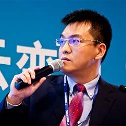 树根互联技术有限公司副总王晓峰照片