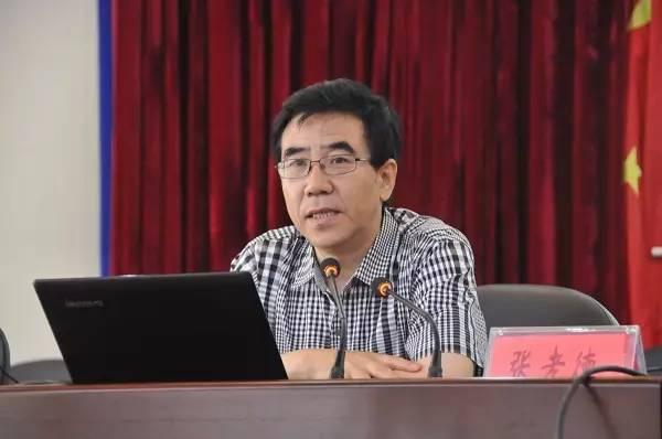 国家行政学院中国生态文明研究中心主任、教授张孝德