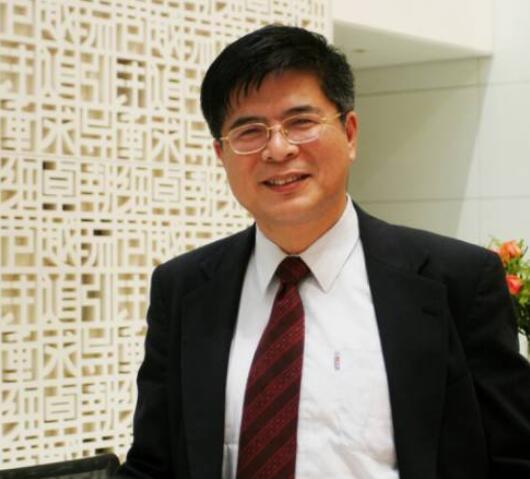 香港城市大学教授岳晓东照片