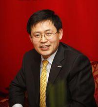 浪潮集团高级副总裁王恩东照片