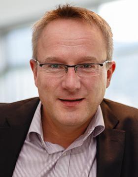 嘉利达全球营养与健康业务副总裁Stephan Hausmanns