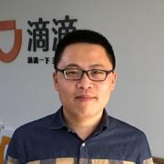 滴滴出行Android架构师郑涛照片