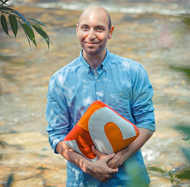 Smashing Magazine创始人兼总编Vitaly Friedman照片