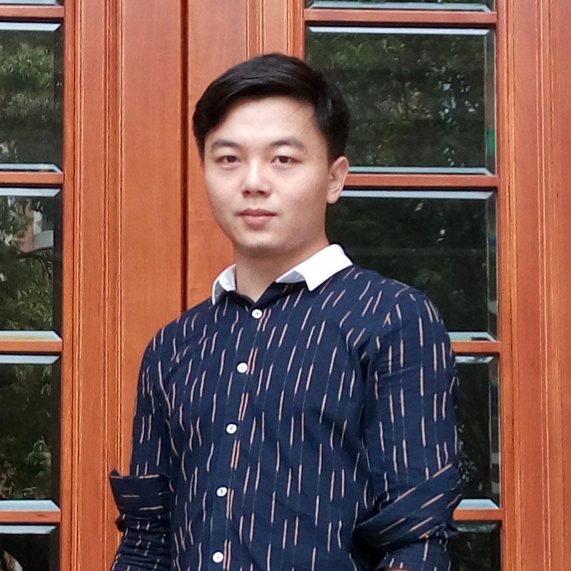 阿里移动事业群 - UC RED设计中心 高级前端工程师陈剑鑫照片