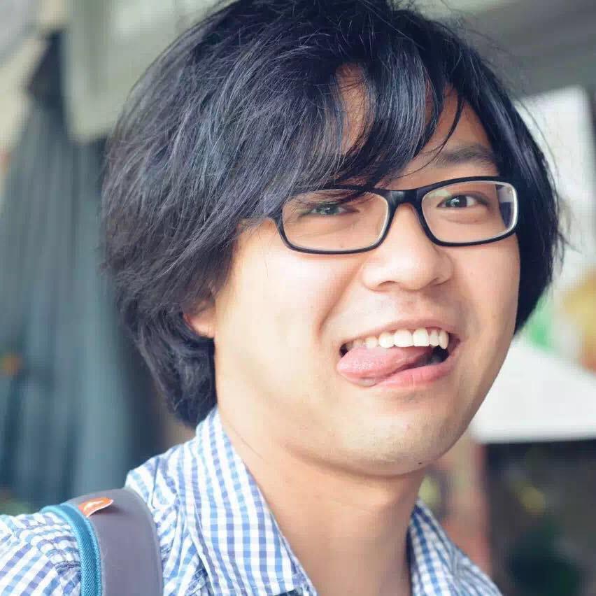 微信前端工程师罗正烨照片