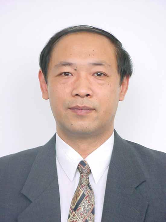 中国科学院上海硅酸盐研究所所长宋力昕照片