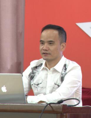 亚洲幼儿体育学会副秘书长吴振龙照片