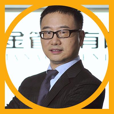 广发基金 副总经理朱平照片