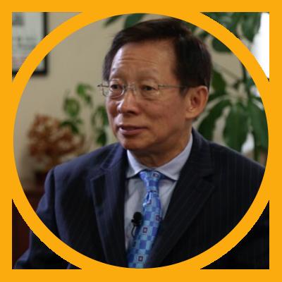 第一证券董事长刘锦杭照片