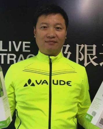 中体极限追踪CEO赵磊明照片