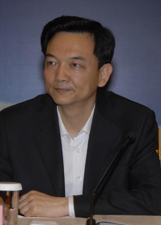 中办秘书局副局长代汉生照片