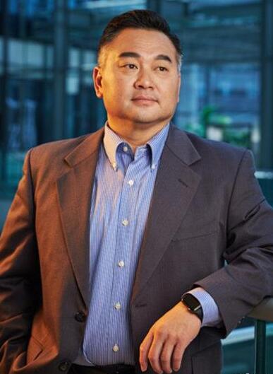 艾拉物链中国区总裁张南雄照片