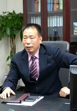 湖北华舟重工应急装备股份有限公司董事长、总经理余皓照片