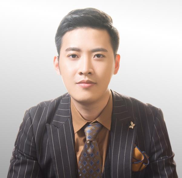 融牛网技术总监蔡维格照片