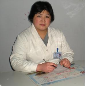 第四军医大学西京医院健康体检中心肛肠科副教授李永奇照片