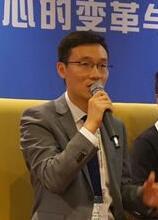 上海联合麦通外包呼叫中心CEO陈哲敏照片