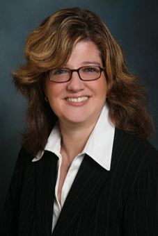 美国知识产权法律协会生物技术委员会主席 Debora Plehn照片