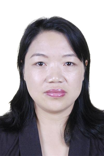 北京国知专利预警咨询有限公司副总经理邓声菊照片