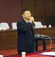 北京大学教授刘树华