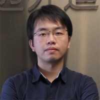 上海邁外迪網絡科技首席數據官鄭佳謙照片