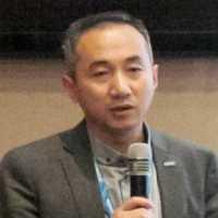 苏宁云商集团副总裁田睿照片