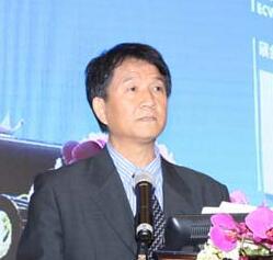 国家工业和信息化部消费品工业司处长王小青照片