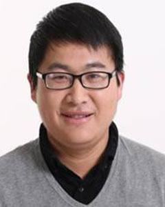 京东商城 交易平台资深架构师李尊敬照片