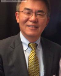 G2 LNG 有限责任公司执行副总裁Eugene Ji照片