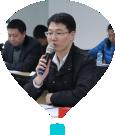 深圳智能穿戴标准与知识产权联盟负责人深圳市标准技术研究院高级研究员杨舸照片
